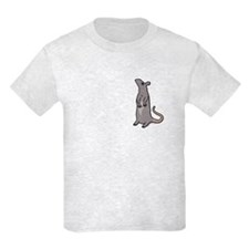 Tummy Heart Rat T-Shirt