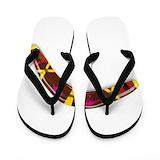 Boomerang Flip Flops