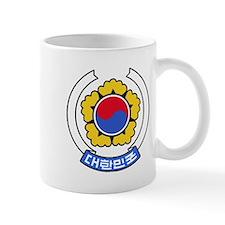 South Korea Coat of Arms Mug