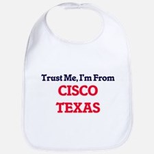 Trust Me, I'm from Cisco Texas Bib