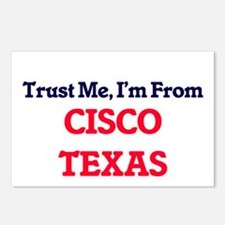 Trust Me, I'm from Cisco Postcards (Package of 8)