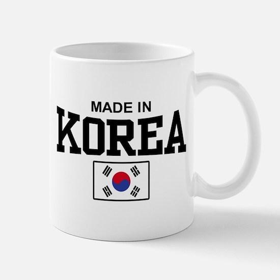 Made In Korea Mug