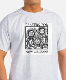 NEW ORLEANS Organic Cotton Tee T-Shirt