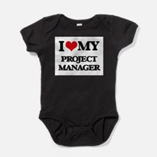 Cute Project manager Baby Bodysuit