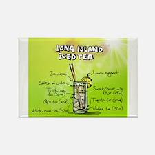 Long Island Iced Tea (Green) Magnets