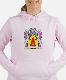 Campus Coat of Arms (Fam Women's Hooded Sweatshirt