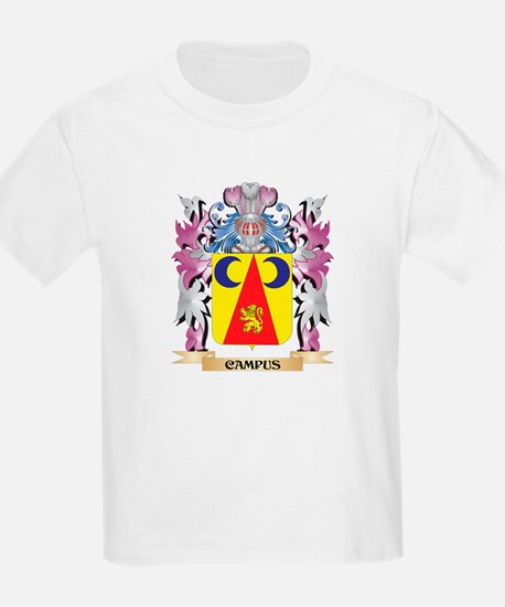 Campus Coat of Arms (Family Crest) T-Shirt