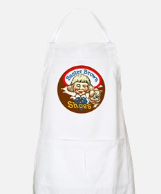 Buster Brown Shoes #1 BBQ Apron