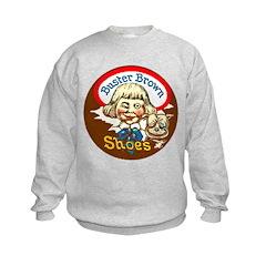 Buster Brown Shoes #1 Sweatshirt