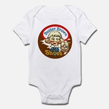 Buster Brown Shoes #1 Infant Bodysuit