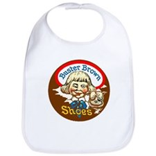 Buster Brown Shoes #1 Bib