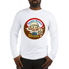 Buster Brown Shoes #1 Long Sleeve T-Shirt