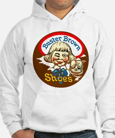 Buster Brown Shoes #1 Hoodie