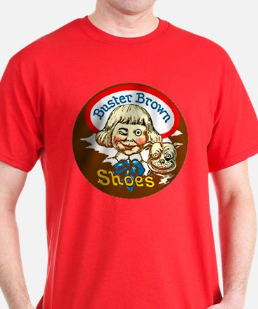 Buster Brown Shoes #1 T-Shirt