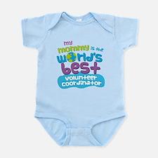 Volunteer Coordinator Gift for Kid Infant Bodysuit