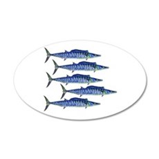 WAHOO Wall Decal