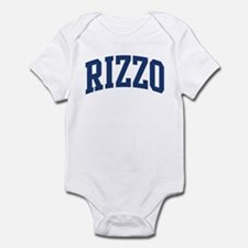 RIZZO design (blue) Infant Bodysuit