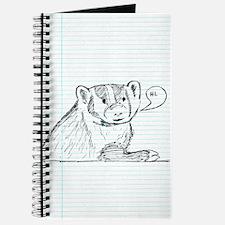 Badger Sketch Journal