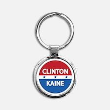 Clinton Kaine 2016 Keychains