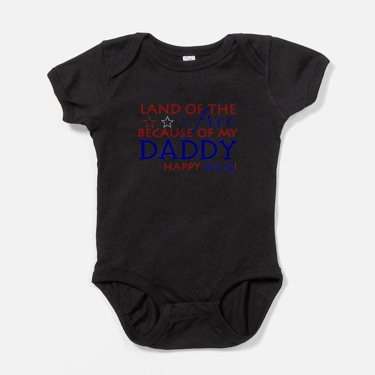 Cute Bring my soldier home Baby Bodysuit
