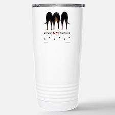 Cute Greater swiss mountain dog mom Travel Mug