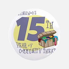 CCT 15th Anniversary Button