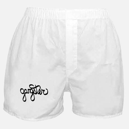 Gangster Boxer Shorts