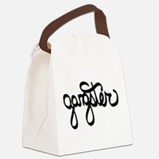 Gangster Canvas Lunch Bag