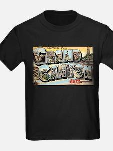Grand Canyon Ash Grey T-Shirt