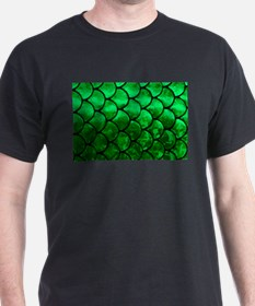 Fish scale t shirts shirts tees custom fish scale for Fish scale shirt