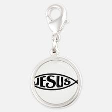 Jesus Fish Jesus Charms