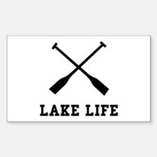 Lake Life Decal