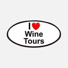Wine Tours Patch