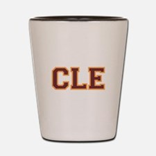 CLE Shot Glass