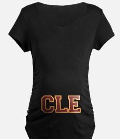 CLE Maternity T-Shirt