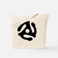 Cute 45 rpm Tote Bag