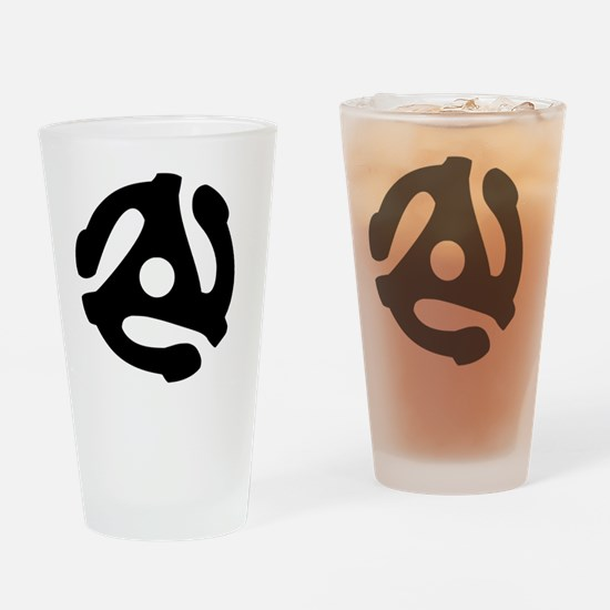 Unique 45th birthday Drinking Glass
