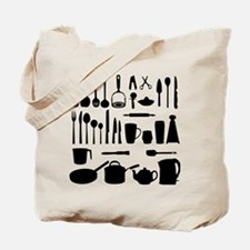 Unique Cookware Tote Bag