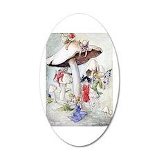 Florence Harrison - Fairies Wall Decal