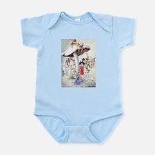 Florence Harrison - Fairies Infant Bodysuit