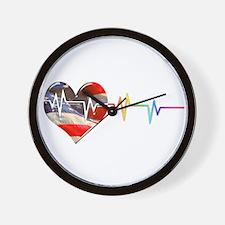 Unique Orlando Wall Clock