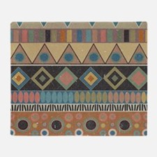 Funny African Throw Blanket