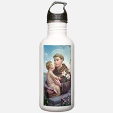 St. Anthony of Padua Water Bottle
