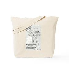 Strange Interlude Tote Bag