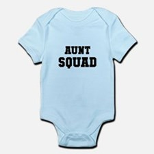 Aunt Squad Body Suit