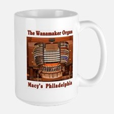 Wanamaker Console Mugs