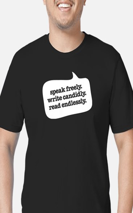 """""""Speak Freely"""" T-Shirt"""