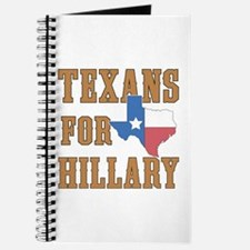 Texans for Hillary Journal