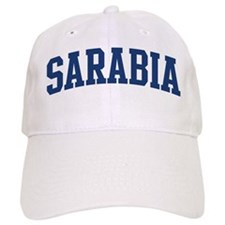 SARABIA design (blue) Baseball Cap