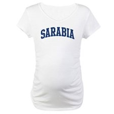 SARABIA design (blue) Shirt